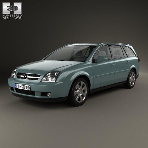 Opel Vectra caravan 2002