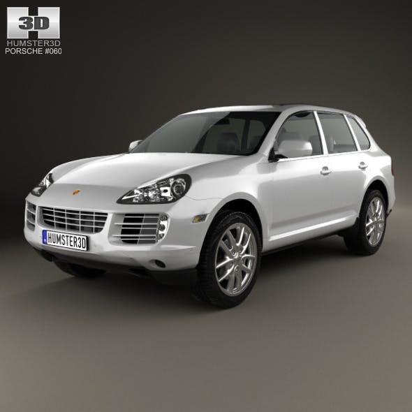Porsche Cayenne (957) 2007 - 3DOcean Item for Sale