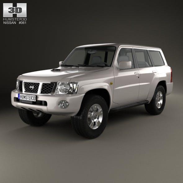 Nissan Patrol (Y61) 2004