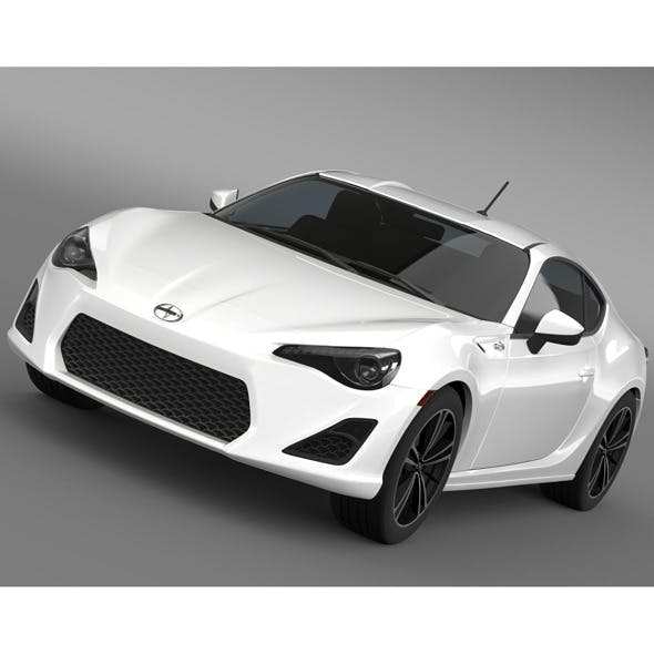 Scion FR S 10 Series 2013