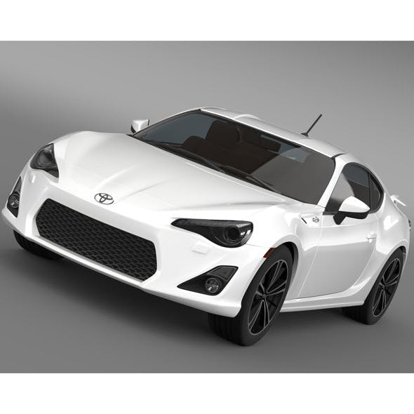Toyota 86 GT Limited 2012