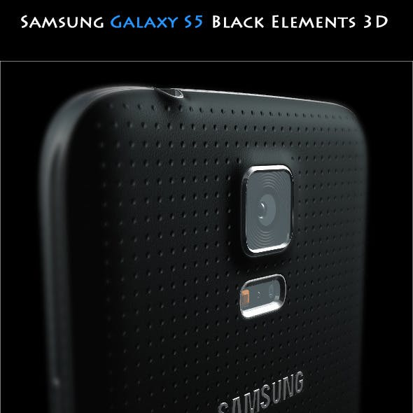 Element3D - Samsung Galaxy S5