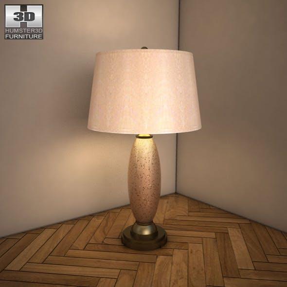 Ashley Ashlyn Table Lamp - 3D model. - 3DOcean Item for Sale