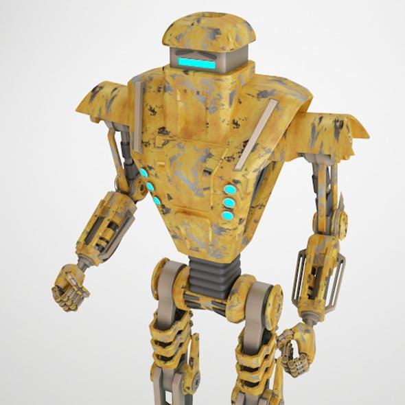 Robot 7AG14 - 3DOcean Item for Sale