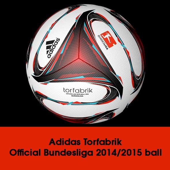 Adidas Torfabrik 2015 3D Model