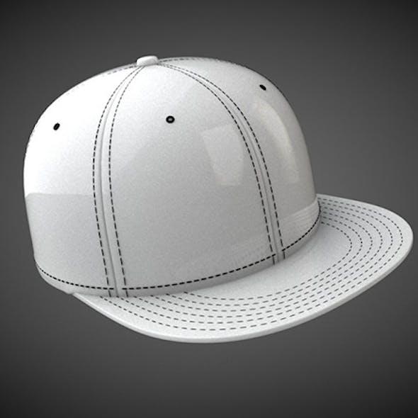 Flat Peak Hat