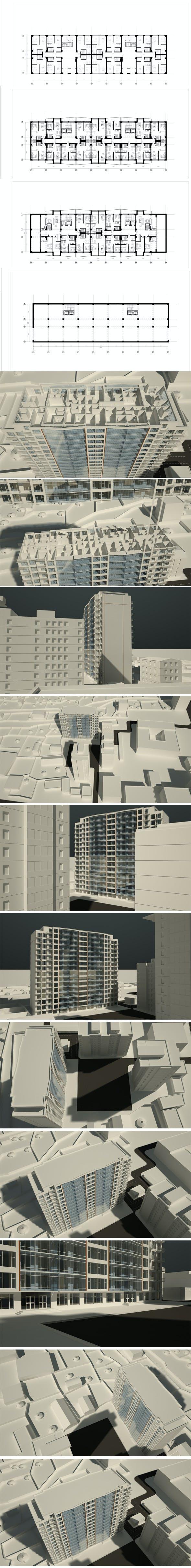 Apartment - 3DOcean Item for Sale