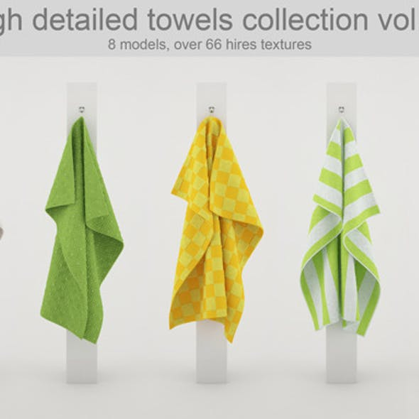Towels Collection vol.01