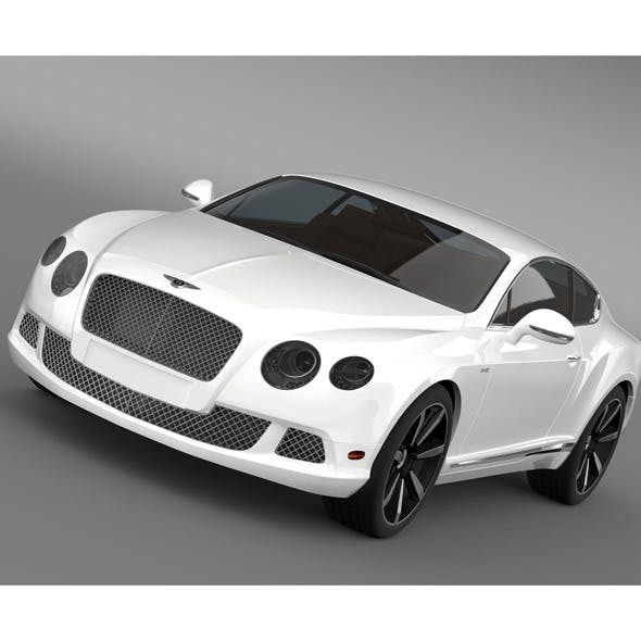 Bentley Continental GT Speed Le Mans Edition 2013