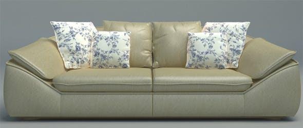 Sofa Relotti Palau - 3DOcean Item for Sale