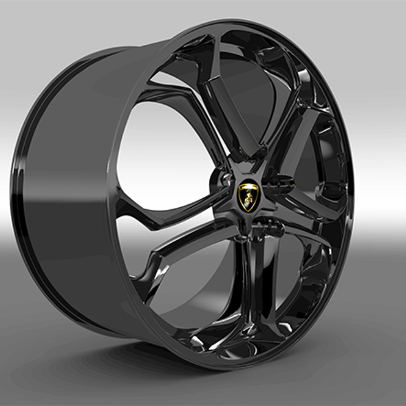 Rim for Lamborghini Aventador