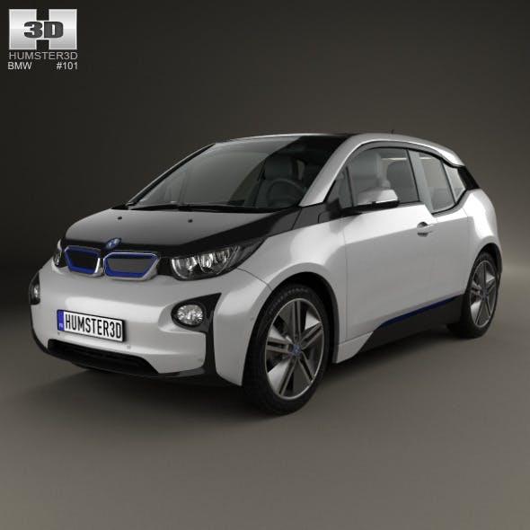 BMW i3 2014 - 3DOcean Item for Sale