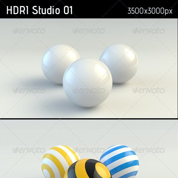 HDRI Studio 01