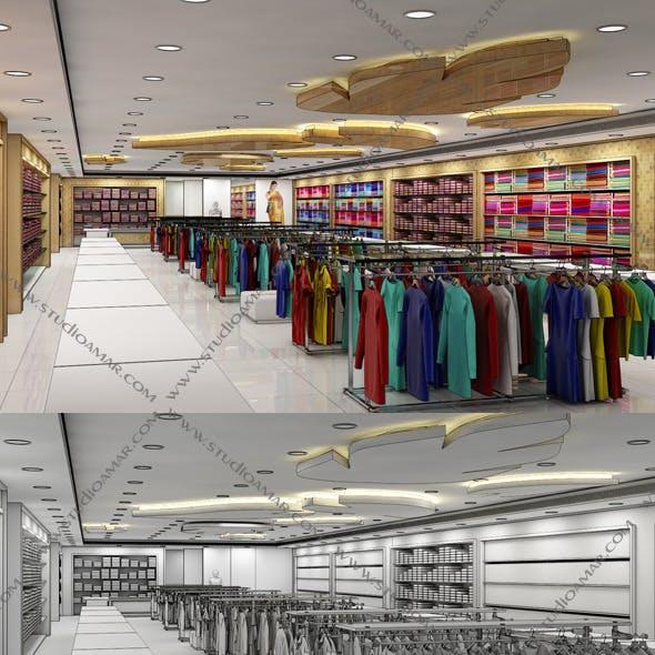Realistic Textile Shop 133