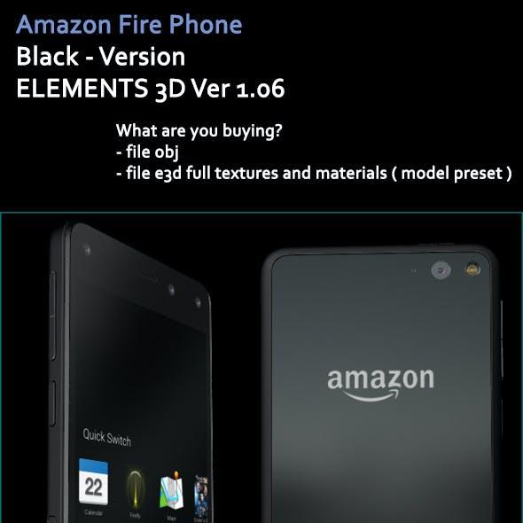 Amazon Fire Phone - Element 3D