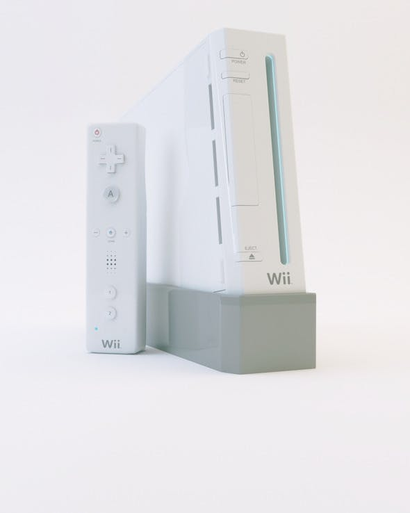 Nintendo Wii - 3DOcean Item for Sale