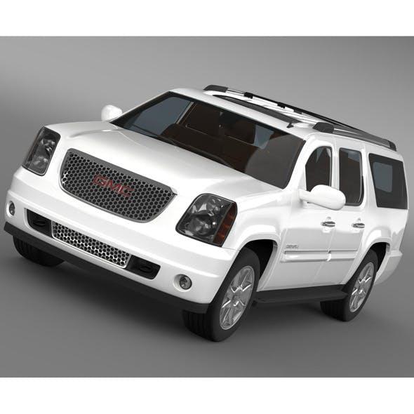 GMC Yukon XL Denali flexfuel 2011-2014