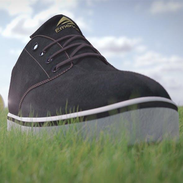 Emerica shoe - 3DOcean Item for Sale