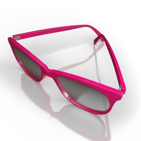 Girls Sunglasses - 3DOcean Item for Sale