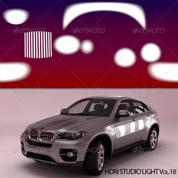 HDRI_Light_18 - 3DOcean Item for Sale