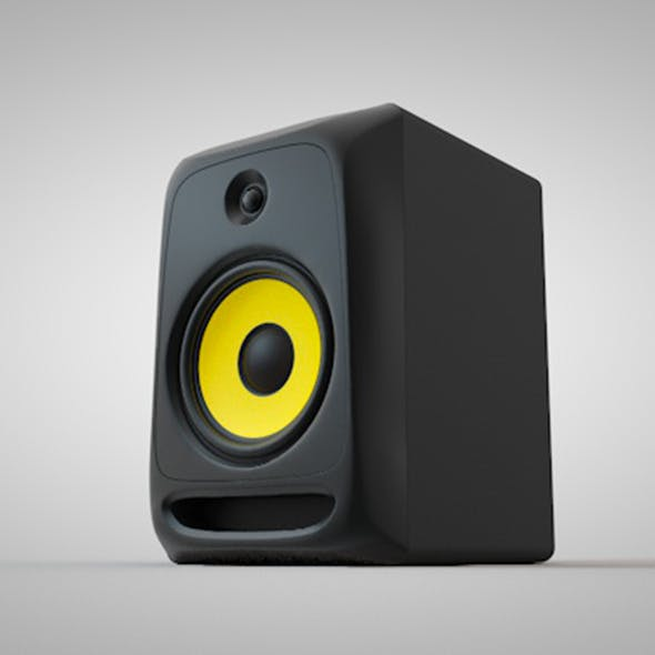 Monitor Rokit - 3DOcean Item for Sale