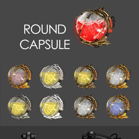 Round Capsule