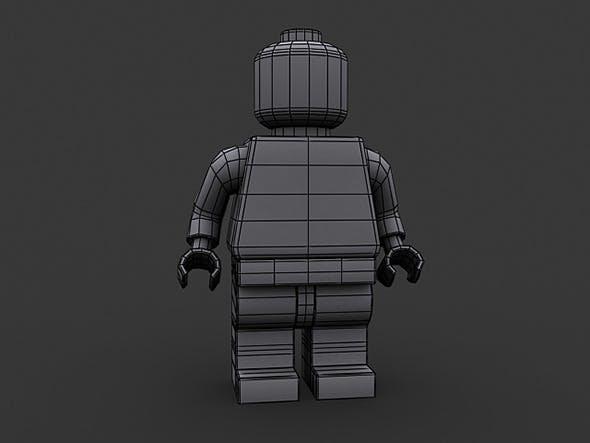 Base Lego Model - 3DOcean Item for Sale