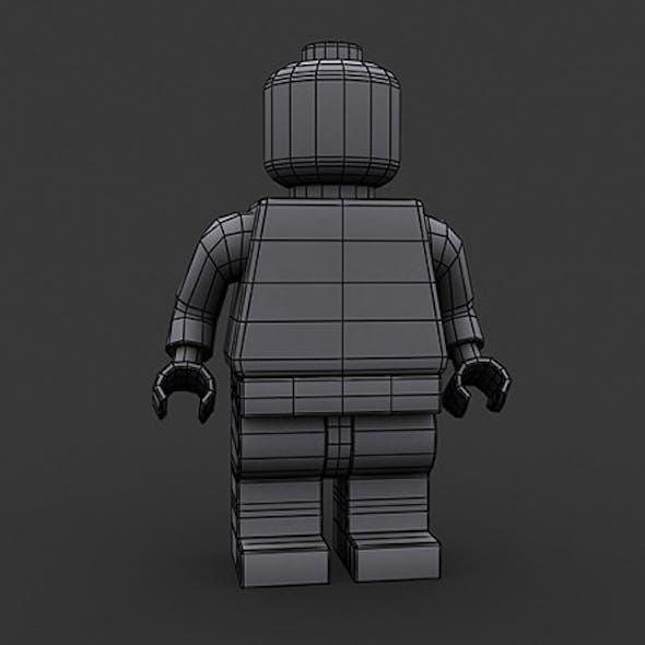 Base Lego Model
