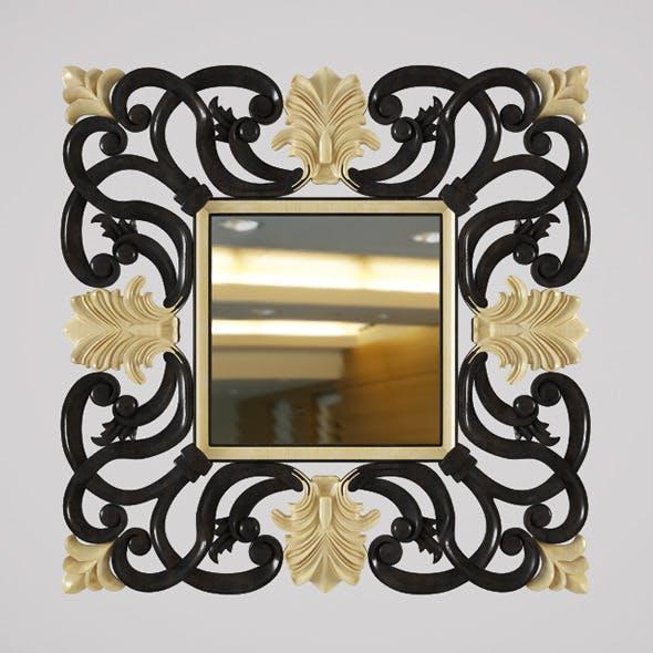 Nabucco Devon&Devon Mirror - 3DOcean Item for Sale