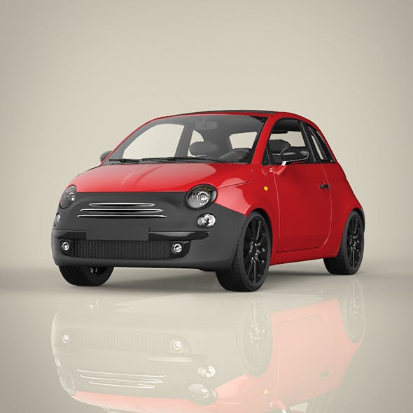 Mini Classic Car