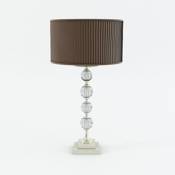 Eichholtz Lamp Table Valence - 3DOcean Item for Sale