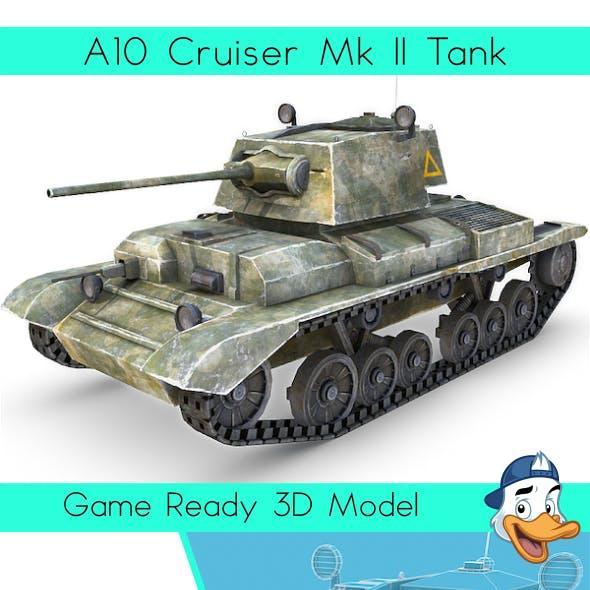 A10 Cruiser Mk II Tank