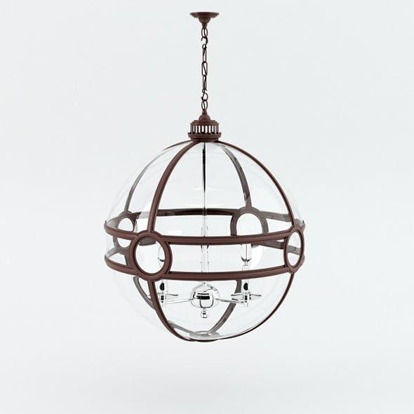 Eichholtz Lantern Hagerty - 3DOcean Item for Sale