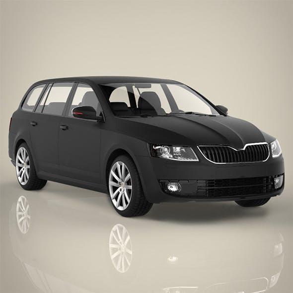 luxury car - 3DOcean Item for Sale