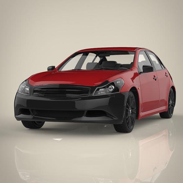 estate car - 3DOcean Item for Sale