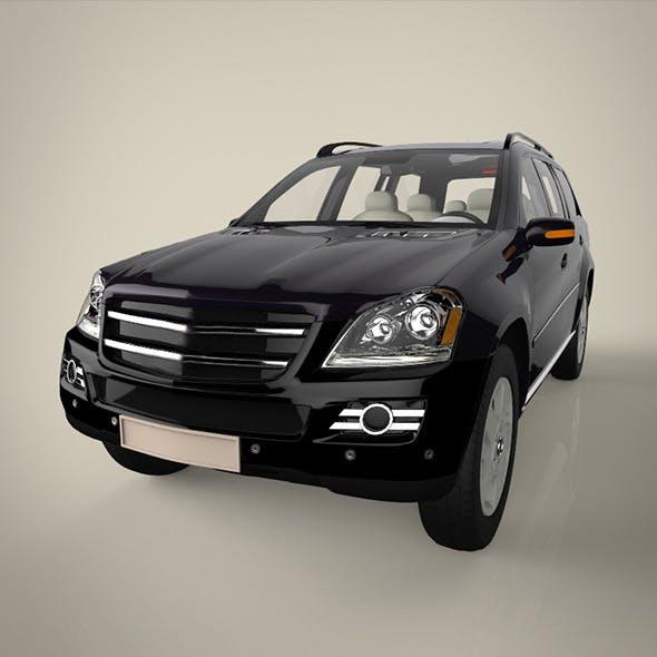 Hacthback car