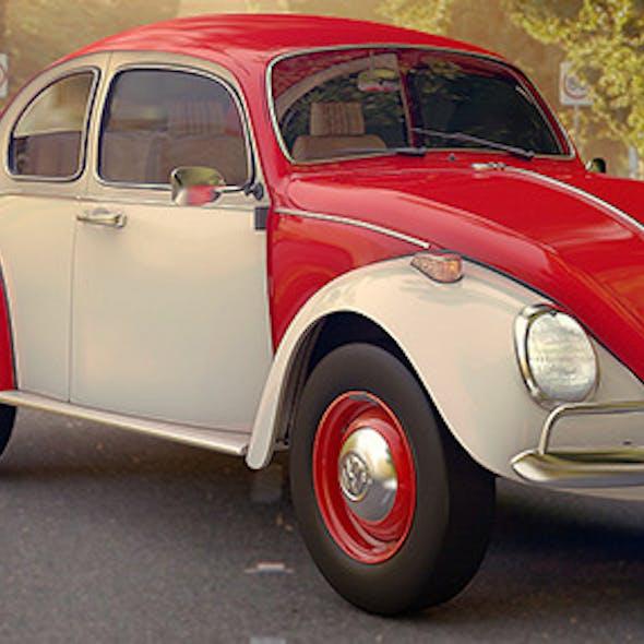Volkswagen Beetle Old