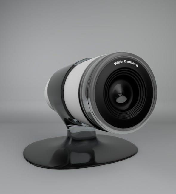 Webcam - 3DOcean Item for Sale