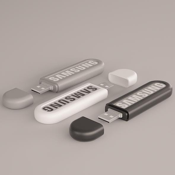 USB Collection - 3DOcean Item for Sale