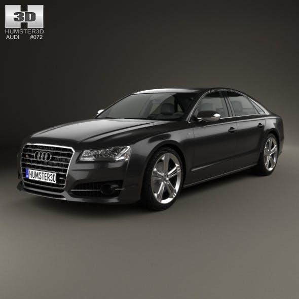 Audi S8 (D4) 2014