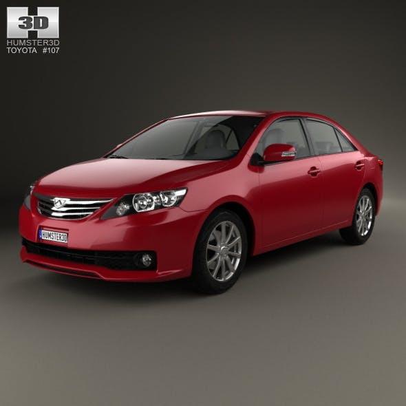 Toyota Allion (T260) 2010