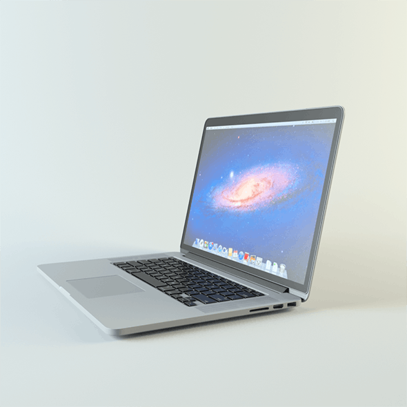 MacBook Pro - 3DOcean Item for Sale