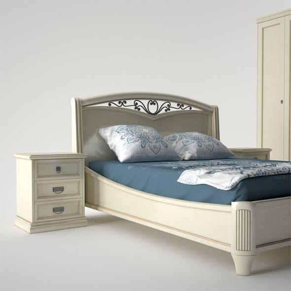Camelgroup Nostalgia Bed