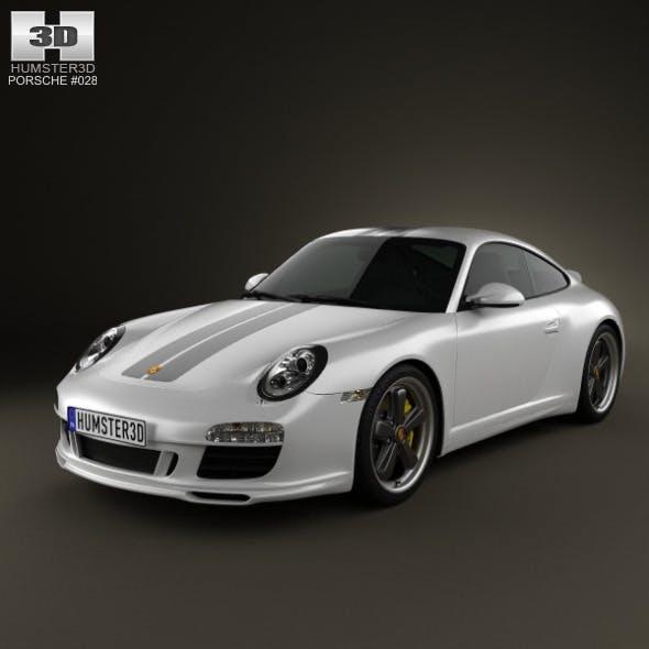 Porsche 911 Sport Classic 2011 - 3DOcean Item for Sale
