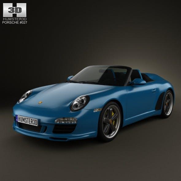Porsche 911 Speedster 2011 - 3DOcean Item for Sale