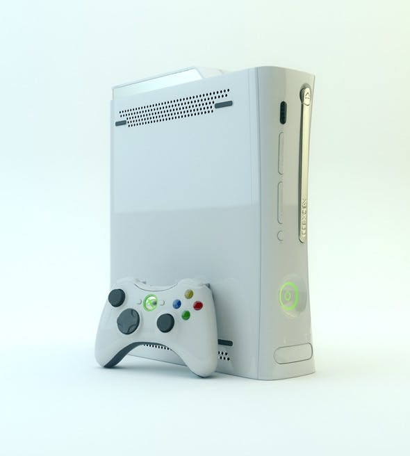 Xbox 360 - 3DOcean Item for Sale