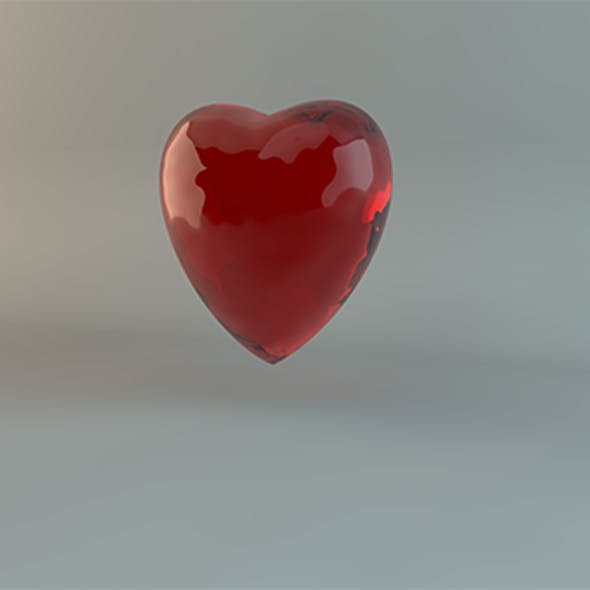 Glass Heart Pack