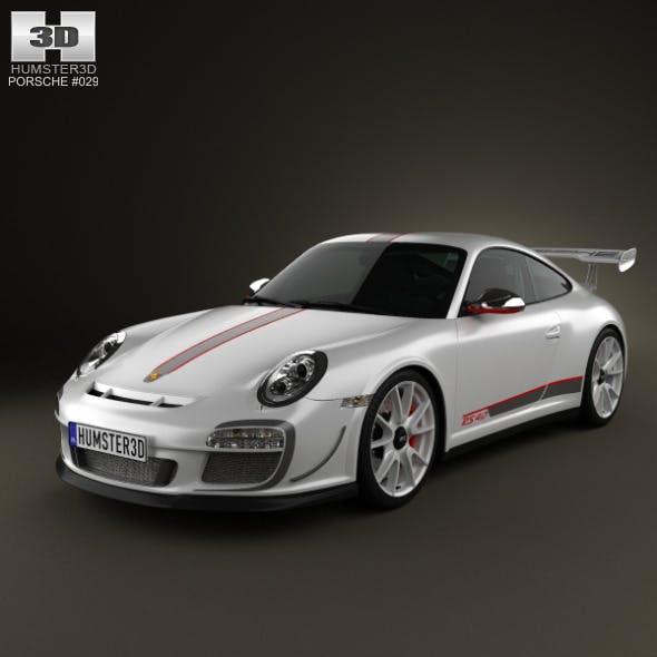 Porsche 911 GT3RS 2011 - 3DOcean Item for Sale