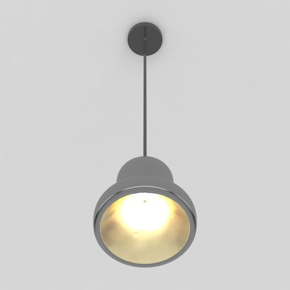 Pendant Lamp 1 - 3DOcean Item for Sale