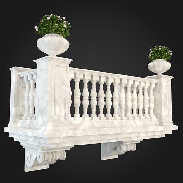 Balcony 012 - 3DOcean Item for Sale